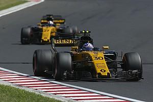 F1 Noticias de última hora Renault introducirá actualizaciones en el motor en Spa y Monza