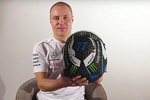 Формула 1 Важливі новини Відео: Боттас обрав дизайн шолома
