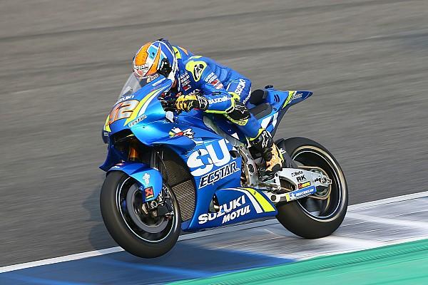 MotoGP Breaking news New Suzuki
