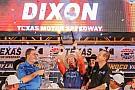 IndyCar テキサス決勝:ディクソン歴代3位の通算43勝目。佐藤琢磨は粘って7位