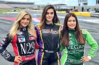Equipe escala três mulheres em prova nos EUA