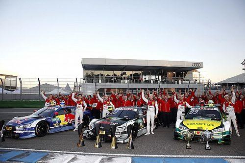 Ranking the 10 best Audi DTM drivers