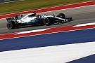 Формула 1 Хэмилтон стал лучшим в третьей тренировке в Остине, Квят последний