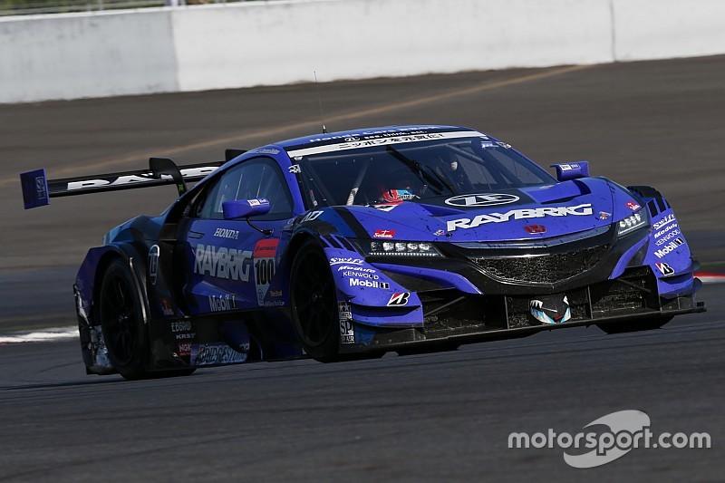 Button fears repeat of Fuji Super GT struggles