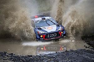 WRC ステージレポート WRC豪州2日目:ミケルセンらの脱落によりヌービル首位、ラトバラ2番手へ