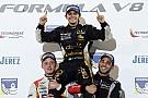 Formula V8 3.5 Fittipaldi se proclama campeón de la Fórmula V8 3.5