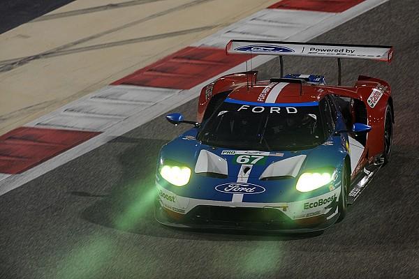 Ford mantendrá a sus pilotos para la Supertemporada del WEC