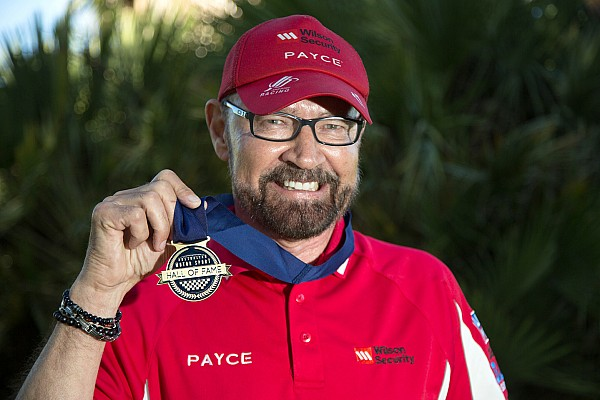 Bowe inducted into Australian Motor Sport Hall of Fame