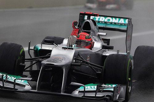 Pas de victoire pour Schumacher : regrets éternels chez Mercedes