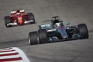 Formel 1 Ergebnisse Formel 1 2017 in Austin: Rennergebnis