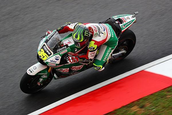 "MotoGP Crutchlow: ""Con un neumático decente tenía ritmo para ganar a Pedrosa"""