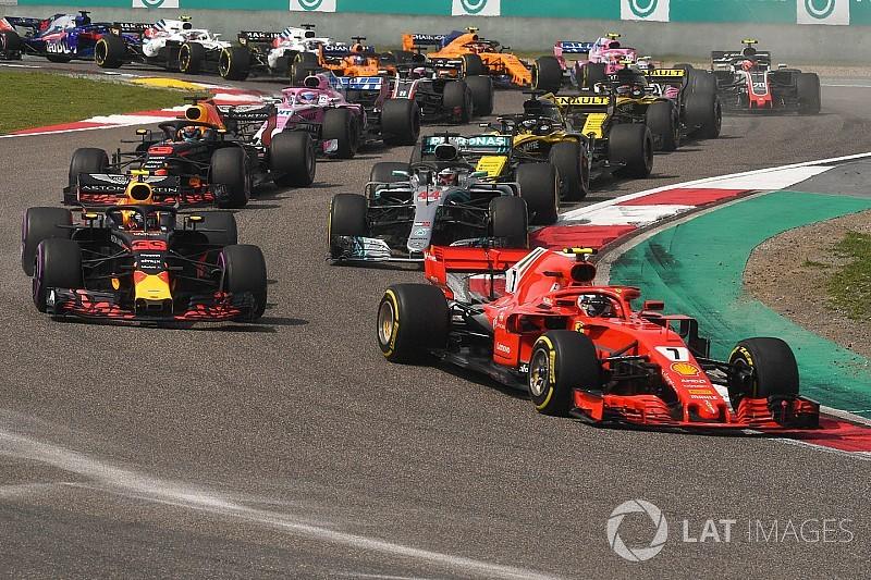 Formule 1 wil einde maken aan kloof tussen teams in 2021