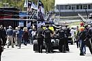 Старт гонки IndyCar в Бирмингеме перенесли