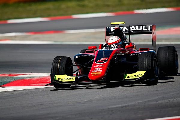 GP3 ART conclut la pré-saison par un triplé