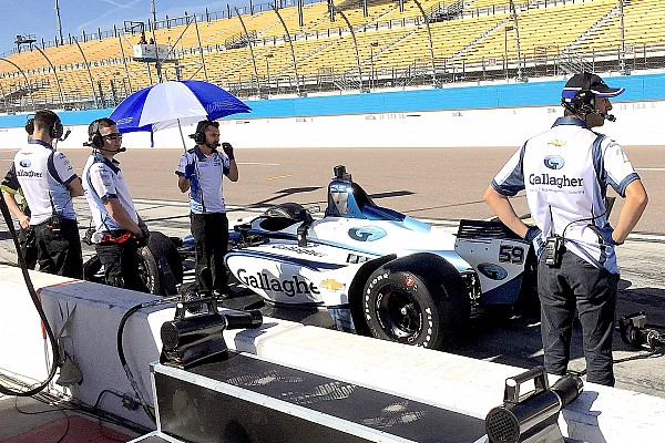 """Carlin IndyCar drivers """"surprised by how sketchy the cars are"""""""