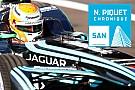 Formule E Chronique Piquet - J'ai pris un risque avec Jaguar, et ça paye