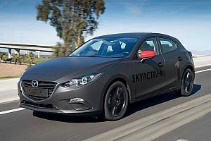 Automotivo Últimas notícias Exclusivo: Aceleramos o Mazda SkyActiv-X, a salvação dos motores a combustão