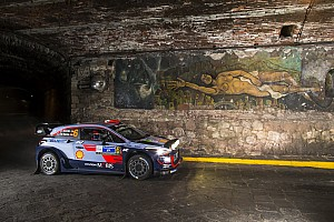 WRC Отчет о секции Сордо возглавил Ралли Мексика, Лёб – третий