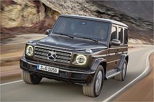 Endlich: Die neue Mercedes-Benz G-Klasse ist da