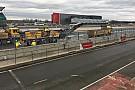 Silverstone estima que su repavimentación hará ganar 1s. a la F1