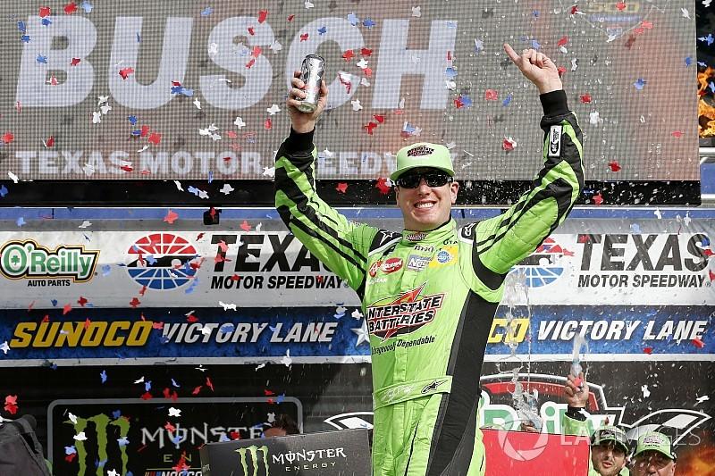 NASCAR Cup Series: Akhirnya Kyle Busch menang!