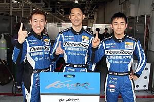 スーパー耐久 速報ニュース スーパー耐久開幕戦でPP獲得の藤井誠暢「明日のレースは予測できない」