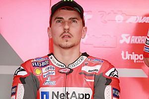 MotoGP Actualités Suzuki dans l'attente de pouvoir recruter Lorenzo