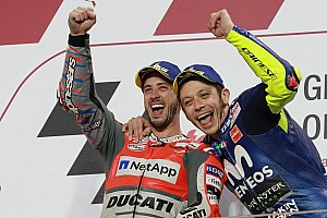 MotoGP I più cliccati Fotogallery: la Ducati e Dovizioso trionfano nel GP del Qatar di MotoGP