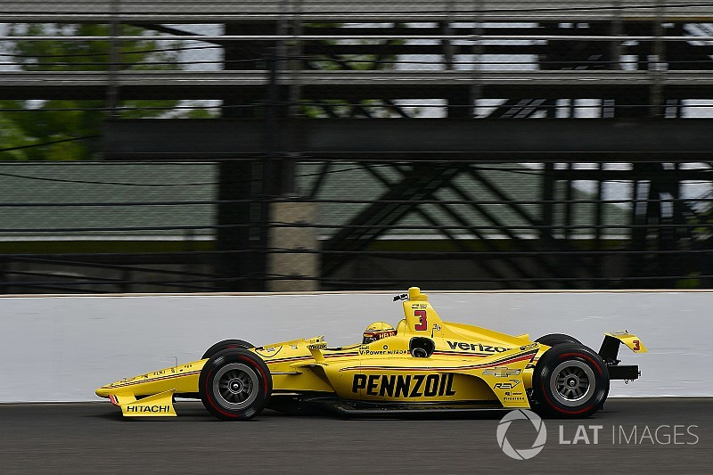 Indy 500: Castroneves fastest in the afternoon, Pagenaud tops Day 1