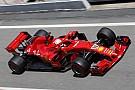 Giovinazzi: Ferrari aracını kullanmak büyük bir ayrıcalık