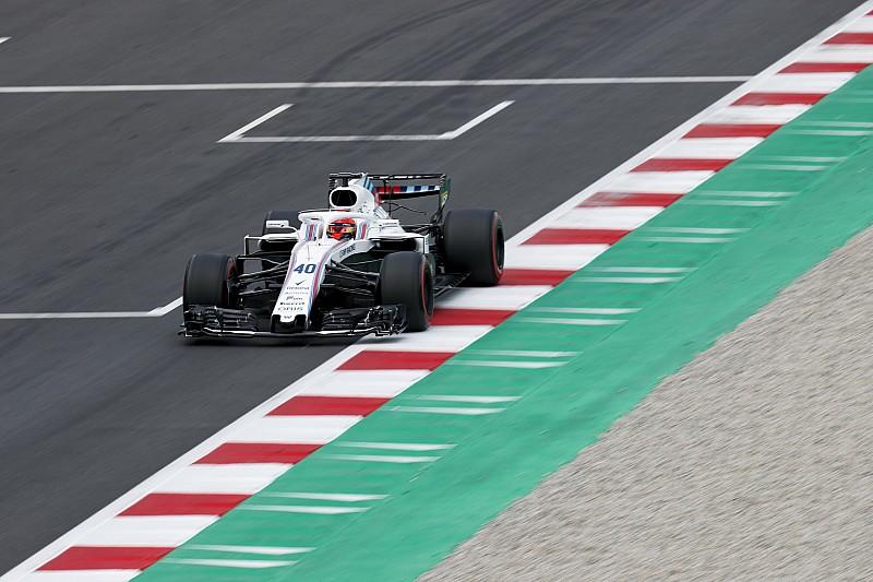 Kubica újra tesztel a Hungaroringen a Williamsszel