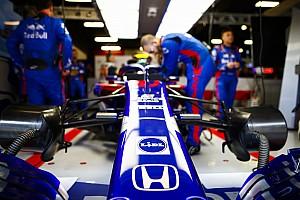 Fórmula 1 Noticias Toro Rosso y Honda quieren un piloto japonés en F1