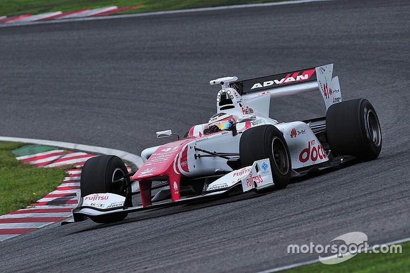 Вандорн назвал гонки Суперформулы скучными