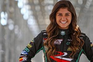 NASCAR Breaking news Hornish, Deegan highlight next NASCAR Drive for Diversity combine