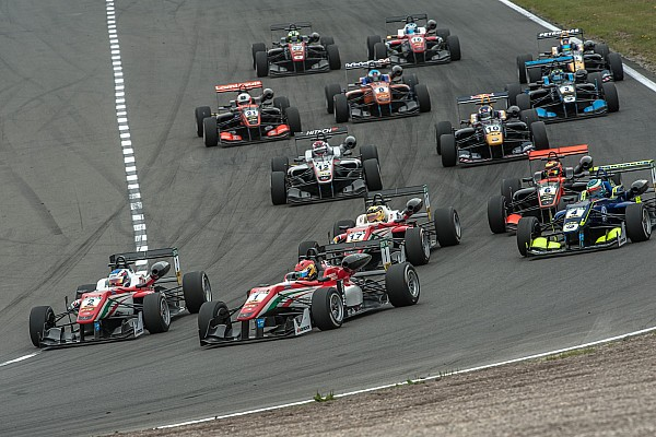 F3 Europe European F3 gets champion prize fund, restricted to FIA series