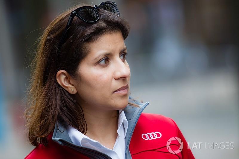 [IndyCar] 著名女性赛事工程师盖德加盟IndyCar车队