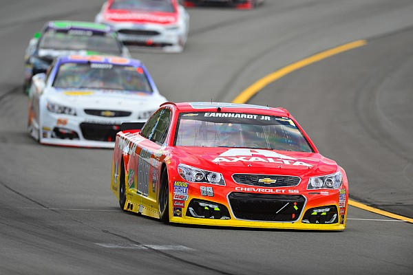 Earnhardt calls for more track time