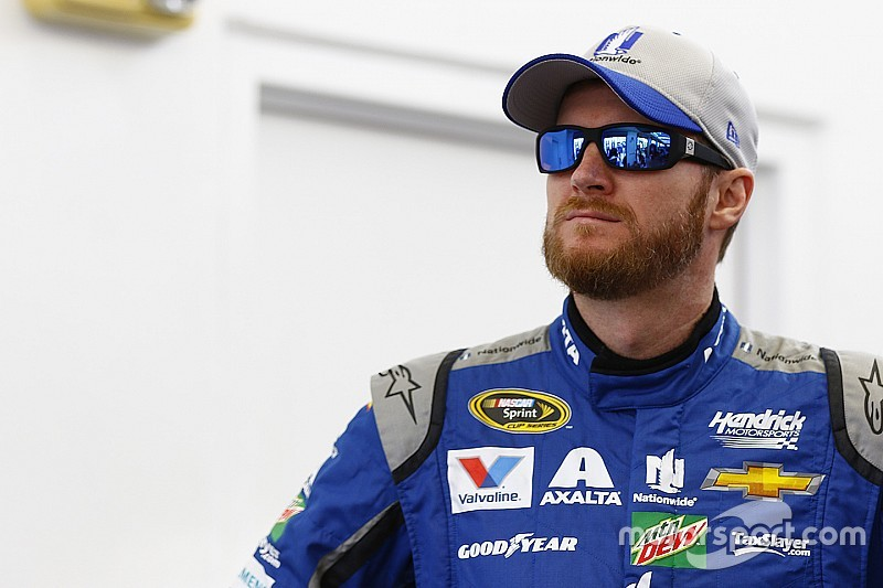 """Dale Jr. explains how he was """"inspired"""" to donate brain"""