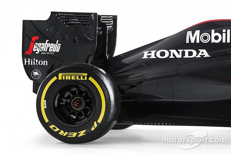 f1 new car releaseHonda reveals its brandnew F1 car for 2016