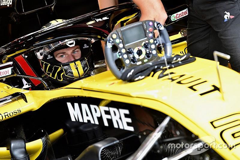 Новые правила по весу гонщиков позволят Хюлькенбергу ехать быстрее