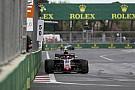 Podio de Checo Pérez motiva a Haas a buscar el suyo