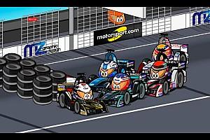 Formula E Artículo especial Vídeos: el ePrix de Hong Kong 2017/2018 de Fórmula E, por 'MinEDrivers'