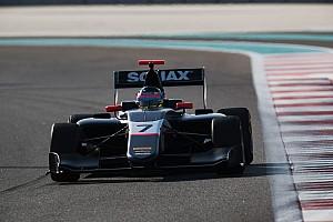 GP3 Ultime notizie Ecco la line up del Giorno 3 dei test GP3 di Abu Dhabi