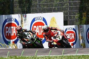 World Superbike Breaking news Davies