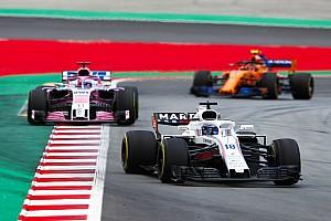 Formule 1 Actualités Lance Stroll :