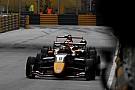 F3 Macau: Sensationele zege voor Ticktum, leiders crashen in laatste bocht