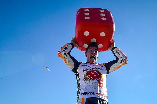 Pour Biaggi, Márquez n'est pas encore à son apogée