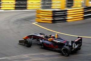 Ф3 Отчет о гонке Тиктум выиграл в Макао благодаря аварии лидеров в последнем повороте