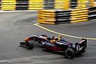 Ф3 Тиктум выиграл в Макао благодаря аварии лидеров в последнем повороте