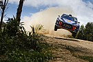 WRC Rally Australia: Neuville into rally lead after Mikkelsen crashes